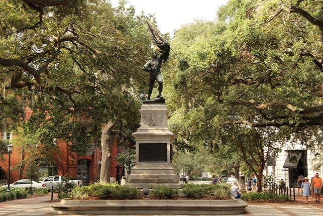 Statue Japser